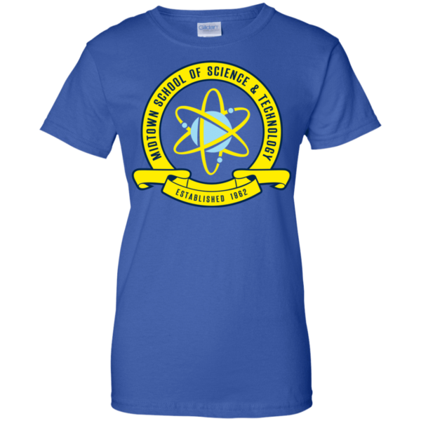 image 10 600x600 - Homecoming: Midtown School of Science & Technology Shirt
