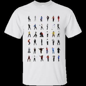 image 11 300x300 - Michael Jackson Dance Moves shirt