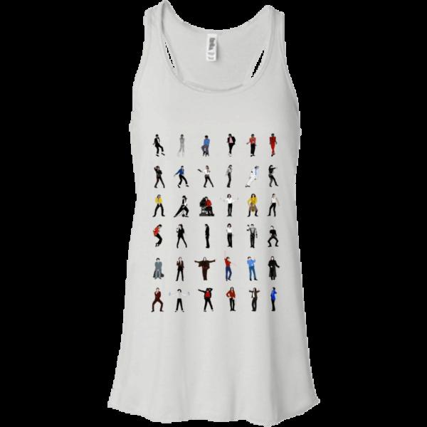 image 13 600x600 - Michael Jackson Dance Moves shirt