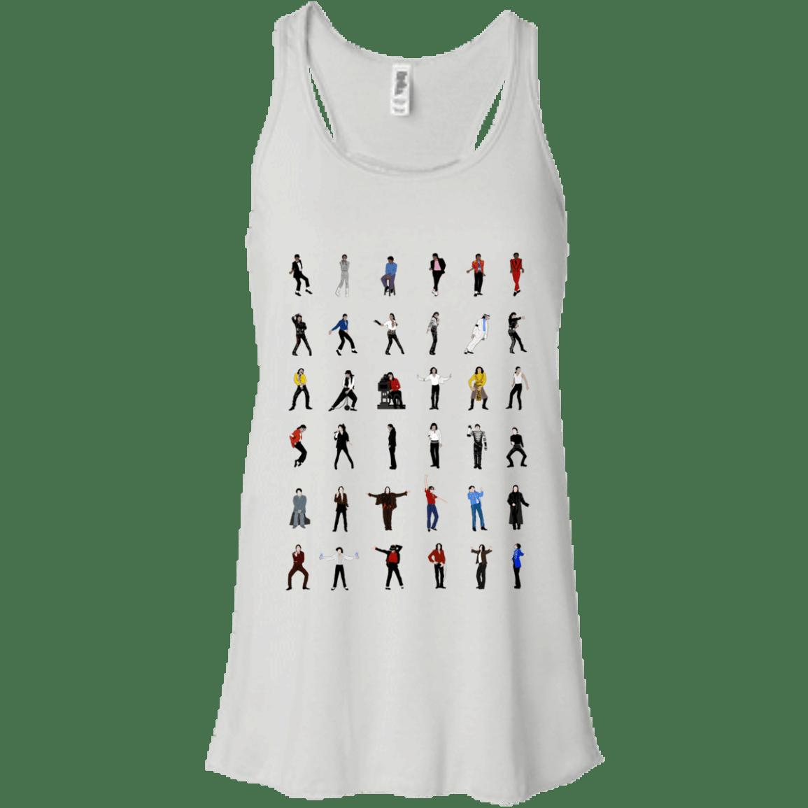 image 13 - Michael Jackson Dance Moves shirt