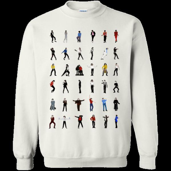 image 15 600x600 - Michael Jackson Dance Moves shirt