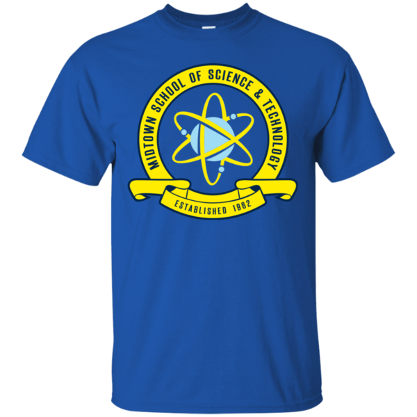 image 3 600x600 - Homecoming: Midtown School of Science & Technology Shirt