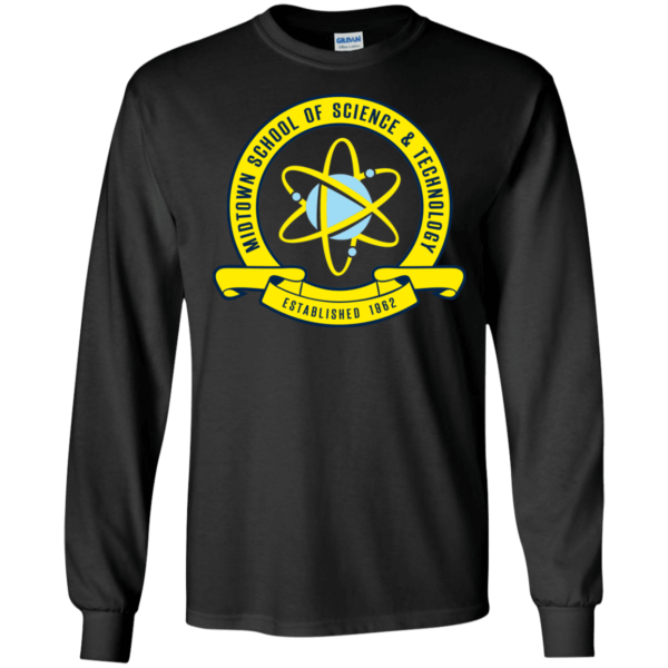 image 4 600x600 - Homecoming: Midtown School of Science & Technology Shirt