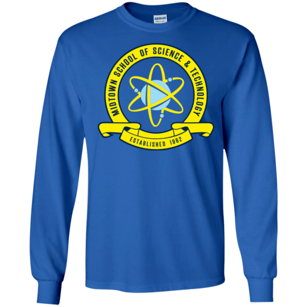 image 5 600x600 - Homecoming: Midtown School of Science & Technology Shirt