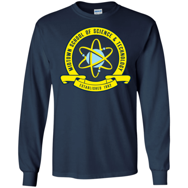 image 6 600x600 - Homecoming: Midtown School of Science & Technology Shirt