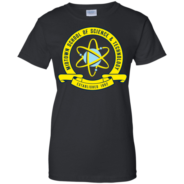 image 9 600x600 - Homecoming: Midtown School of Science & Technology Shirt