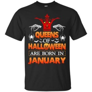 image 1102 300x300 - Queens of Halloween are born in January shirt, tank top, hoodie