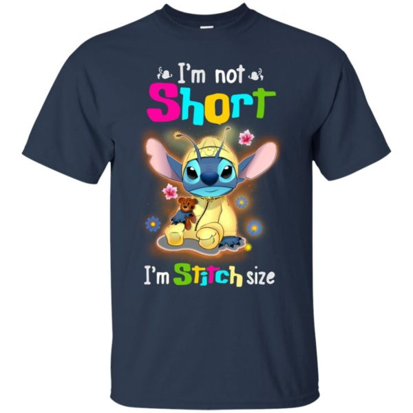 image 1221 600x600 - Stitch: I'm not short I'm Stitch size t-shirt, hoodie, tank