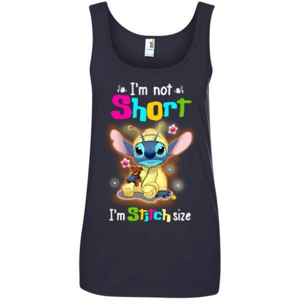 image 1229 600x600 - Stitch: I'm not short I'm Stitch size t-shirt, hoodie, tank