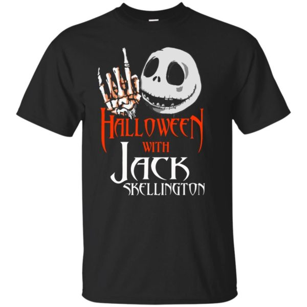 image 1375 600x600 - Halloween with Jack Skellington shirt, tank top, sweater
