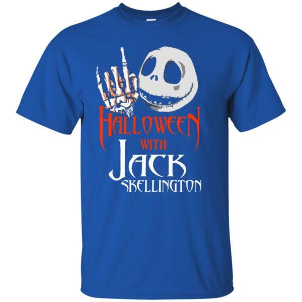 image 1376 600x600 - Halloween with Jack Skellington shirt, tank top, sweater