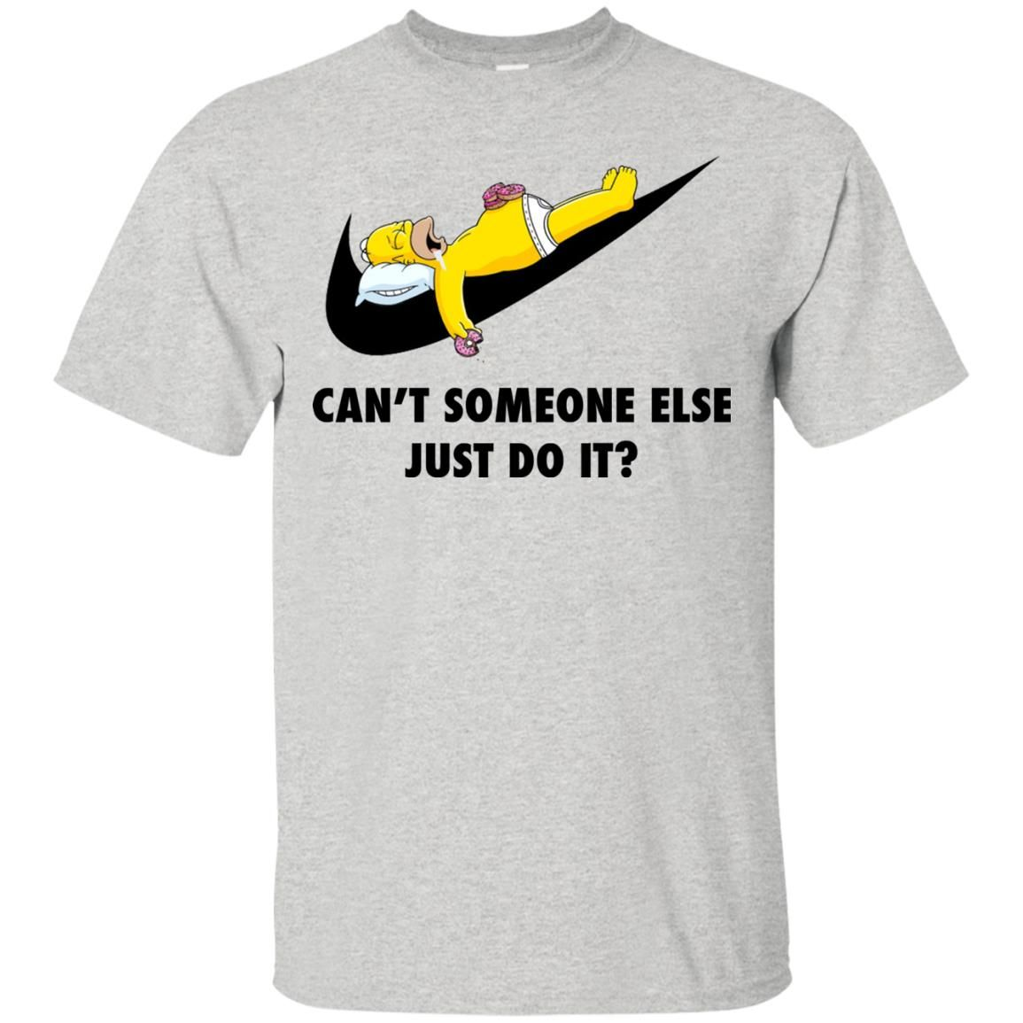 image 1402 - The Simpsons: Can't someone eles just do it shirt, tank, hoodie