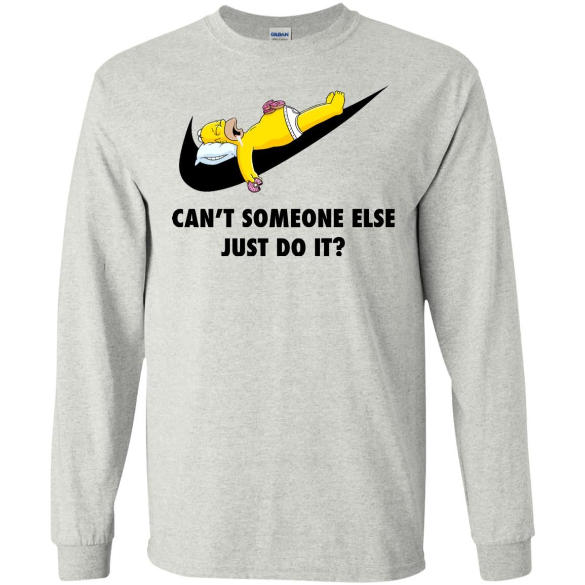 image 1404 - The Simpsons: Can't someone eles just do it shirt, tank, hoodie