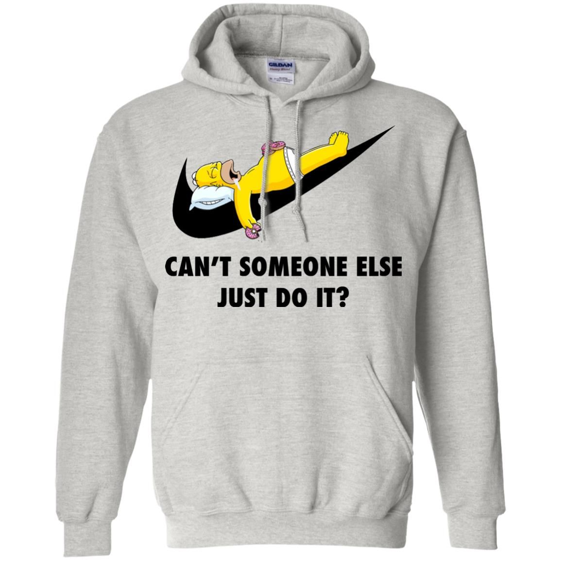 image 1406 - The Simpsons: Can't someone eles just do it shirt, tank, hoodie