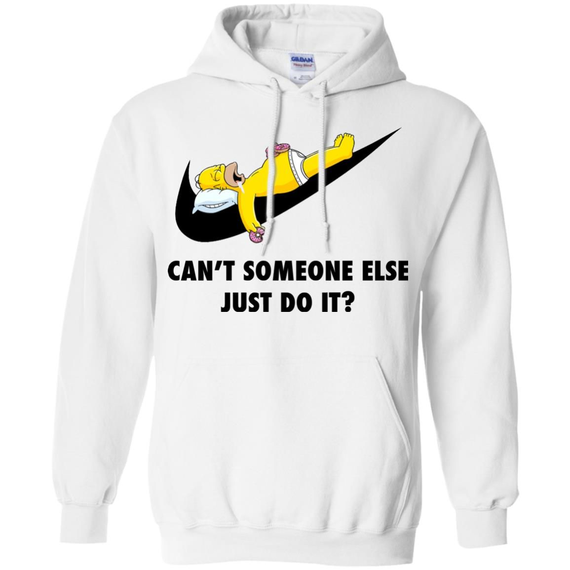 image 1407 - The Simpsons: Can't someone eles just do it shirt, tank, hoodie