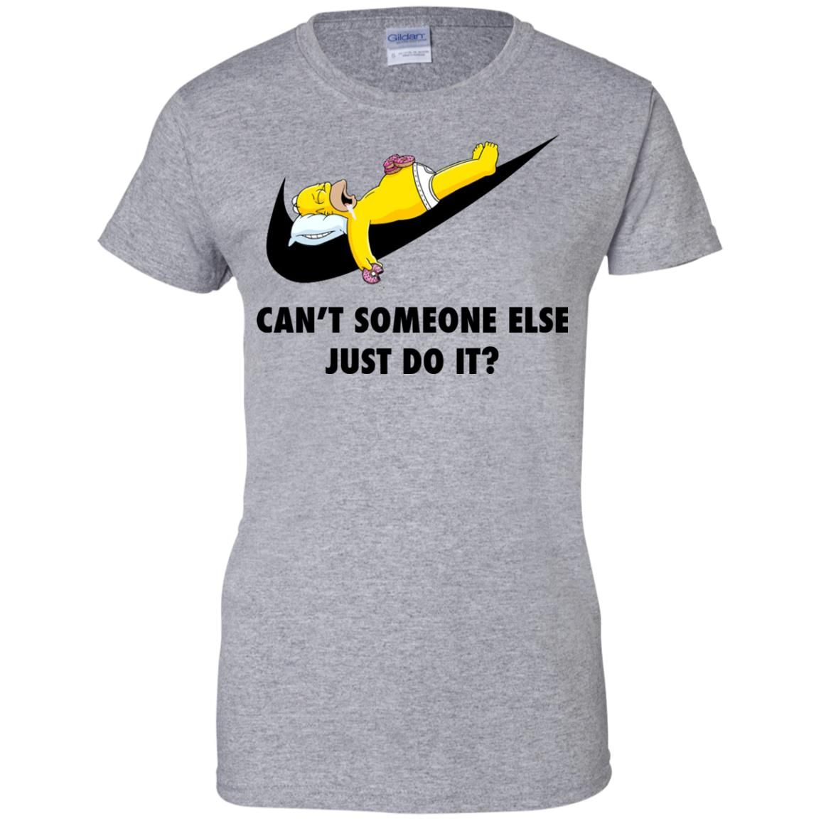 image 1412 - The Simpsons: Can't someone eles just do it shirt, tank, hoodie