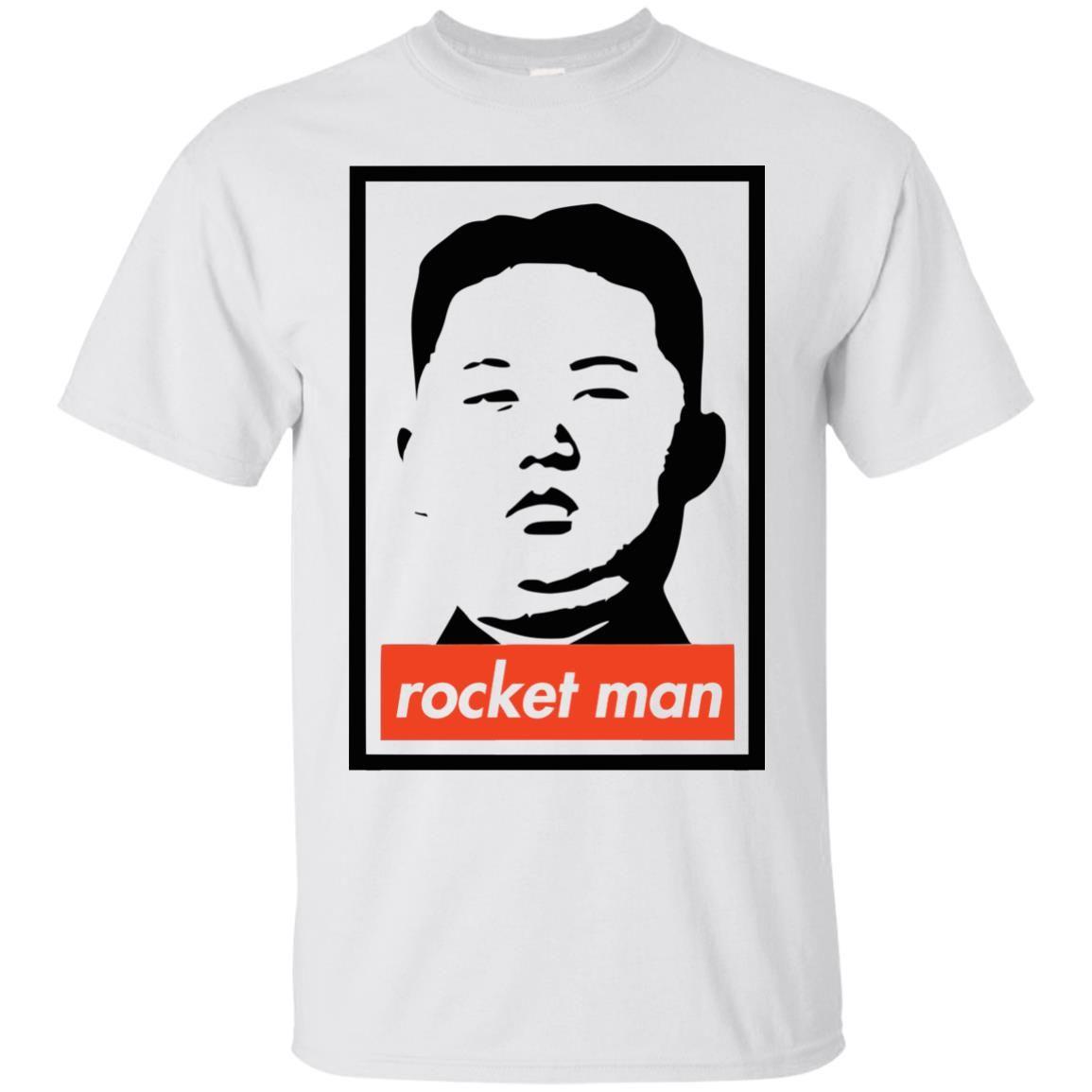 kim jong un rocket man shirt sweatshirt. Black Bedroom Furniture Sets. Home Design Ideas