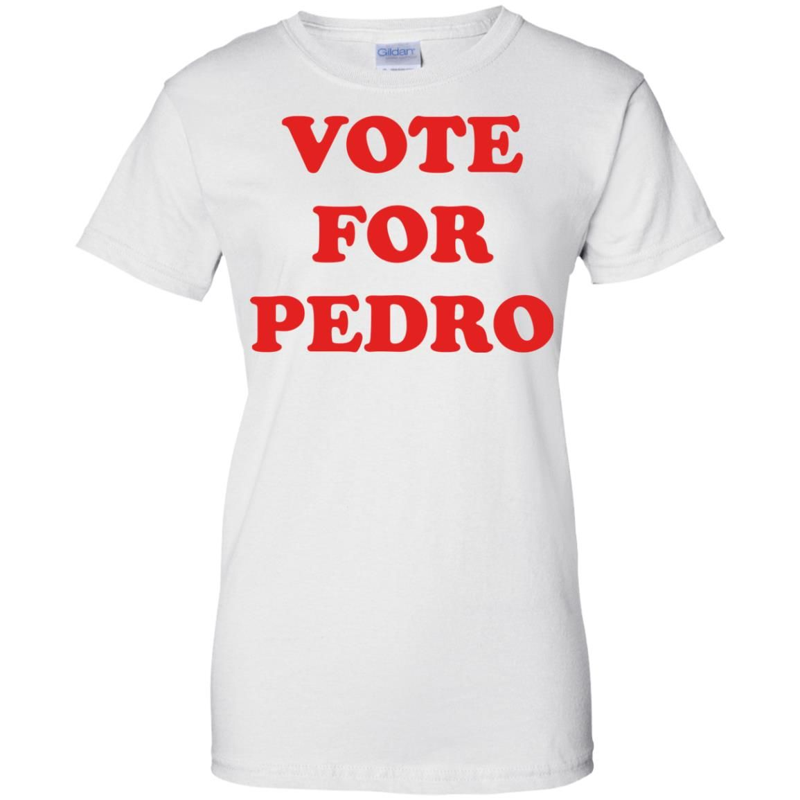 image 1469 - Napoleon Dynamite Vote for Pedro shirt