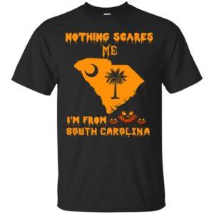 image 152 300x300 - Halloween: Nothing Scares Me I'm From South Carolina shirt, hoodie, tank