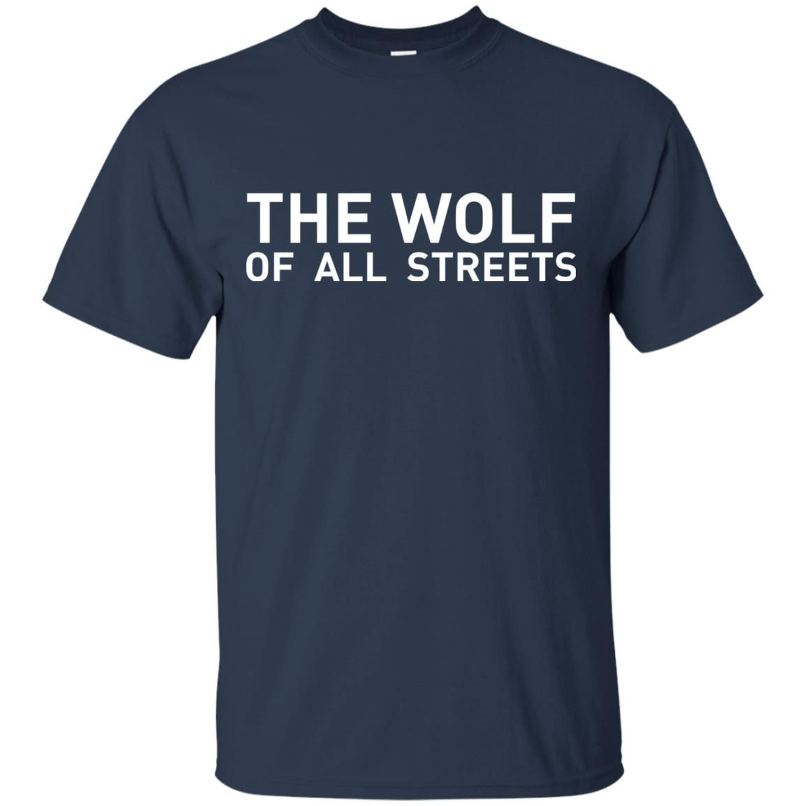 image 1543 - Ballers TTD The Wolf Of All Streets shirt