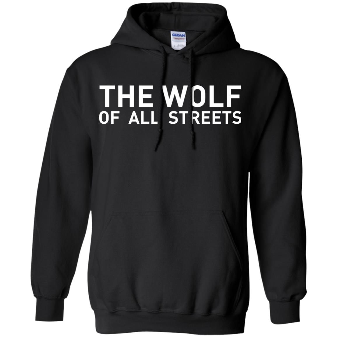 image 1544 - Ballers TTD The Wolf Of All Streets shirt