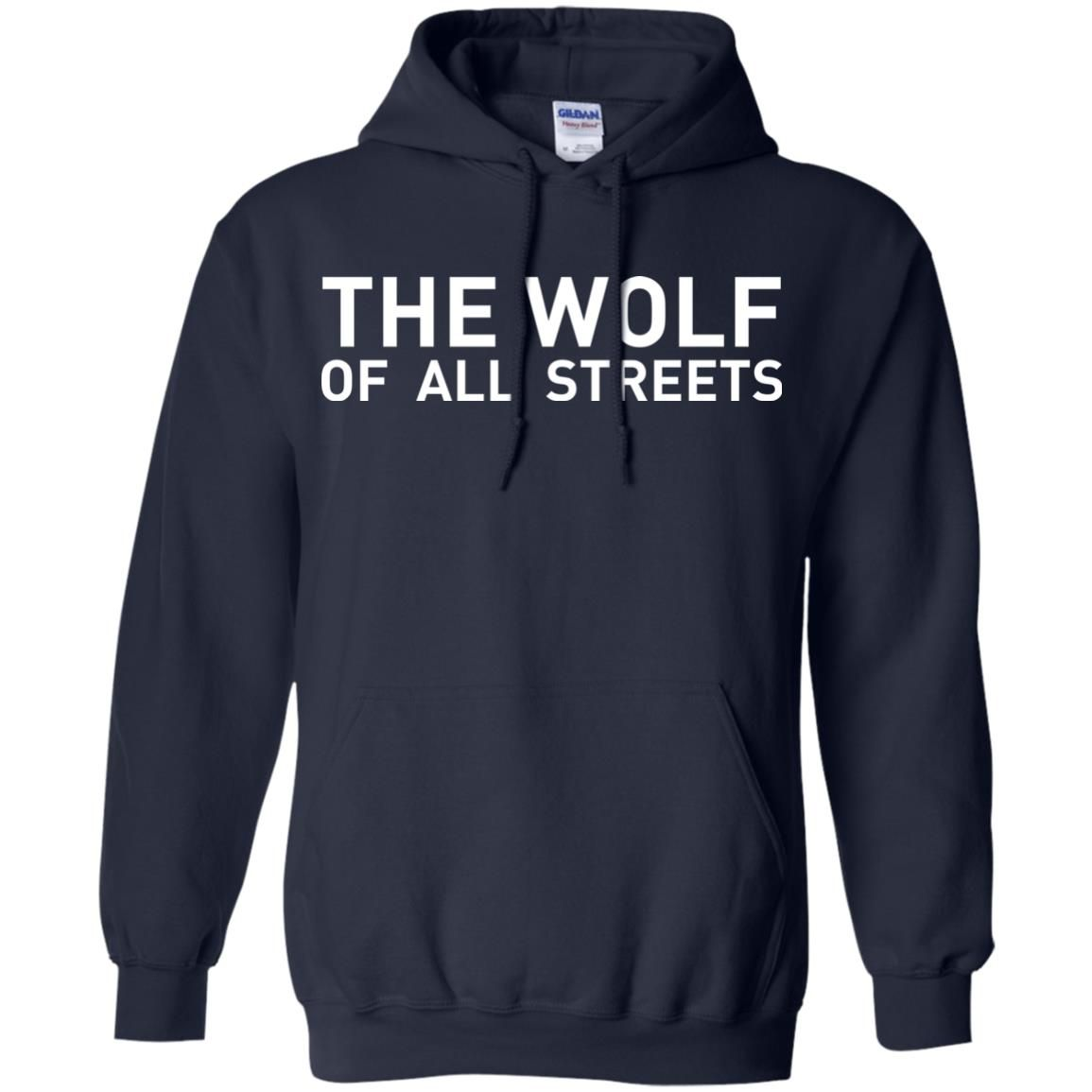 image 1545 - Ballers TTD The Wolf Of All Streets shirt