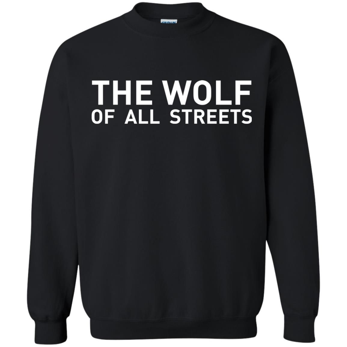 image 1546 - Ballers TTD The Wolf Of All Streets shirt