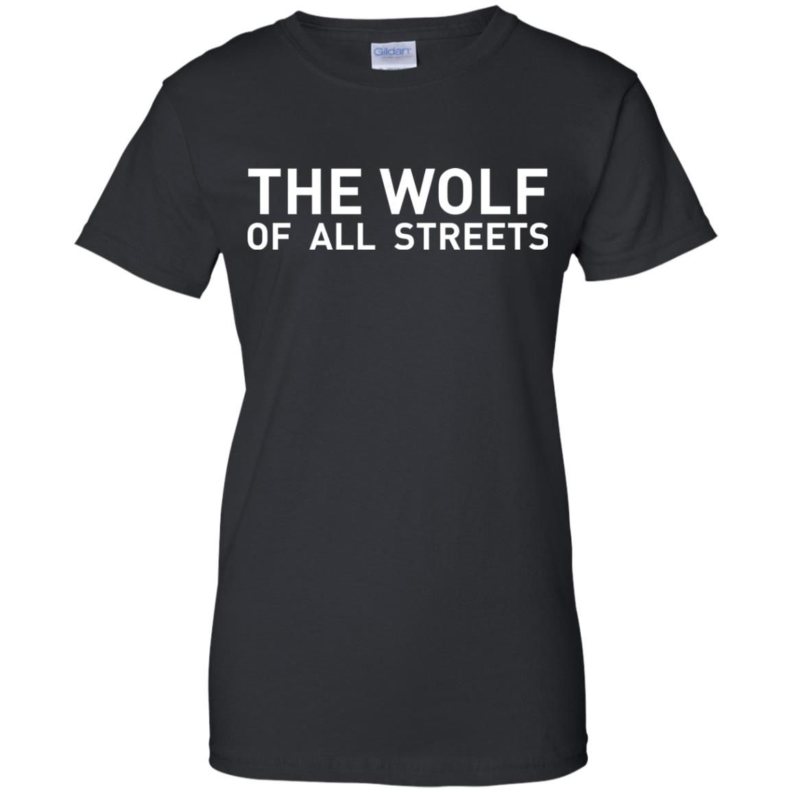 image 1550 - Ballers TTD The Wolf Of All Streets shirt