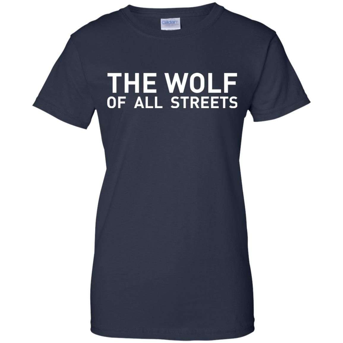 image 1551 - Ballers TTD The Wolf Of All Streets shirt