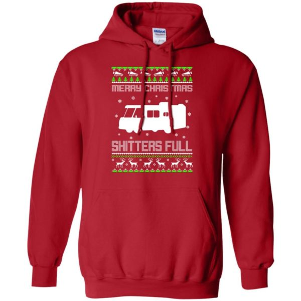 image 1570 600x600 - Christmas Vacation: Merry Christmas Shitter's full ugly sweater, hoodie