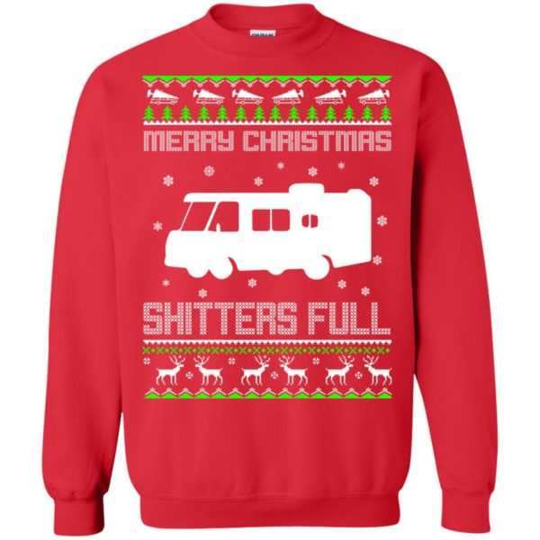 image 1573 600x600 - Christmas Vacation: Merry Christmas Shitter's full ugly sweater, hoodie