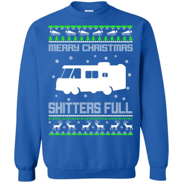 image 1575 600x600 - Christmas Vacation: Merry Christmas Shitter's full ugly sweater, hoodie
