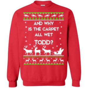 image 1609 300x300 - Christmas Vacation: And why is carpet all wet TODD ulgy sweater, hoodie