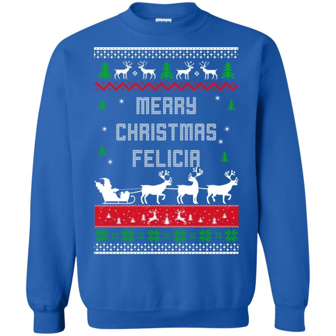 image 1679 - Raxo Merry Christmas Felicia ugly sweater, hoodie