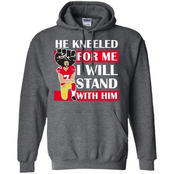 image 17 600x600 - Colin Kaepernick He Kneeled for me shirt
