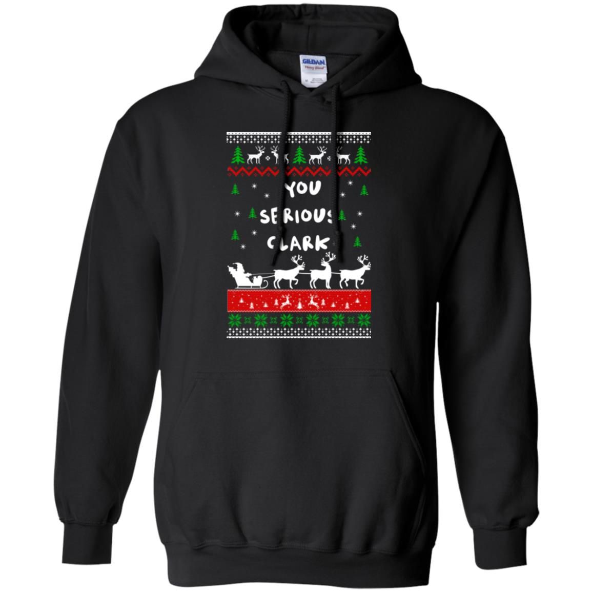 image 1721 - Christmas Vacation: You serious Clark sweater, t-shirt