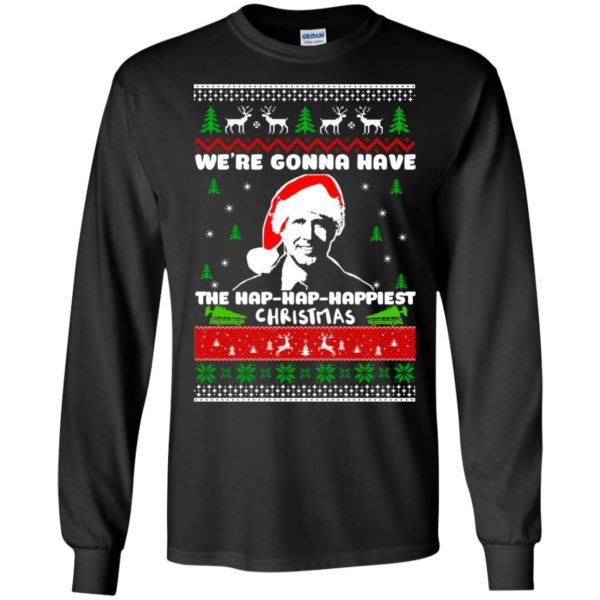 image 1743 600x600 - Christmas Vacation: We're gonna have the Hap-Hap-Happiest Christmas sweater, hoodie