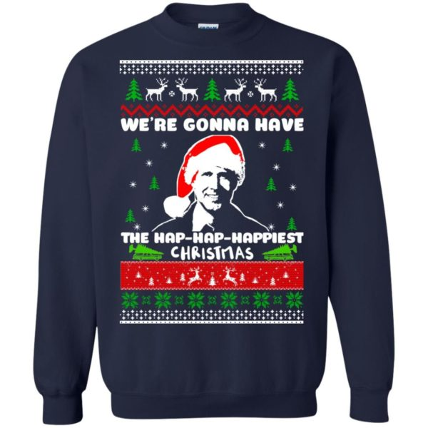 image 1748 600x600 - Christmas Vacation: We're gonna have the Hap-Hap-Happiest Christmas sweater, hoodie