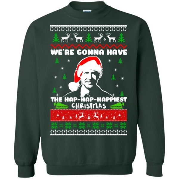 image 1750 600x600 - Christmas Vacation: We're gonna have the Hap-Hap-Happiest Christmas sweater, hoodie