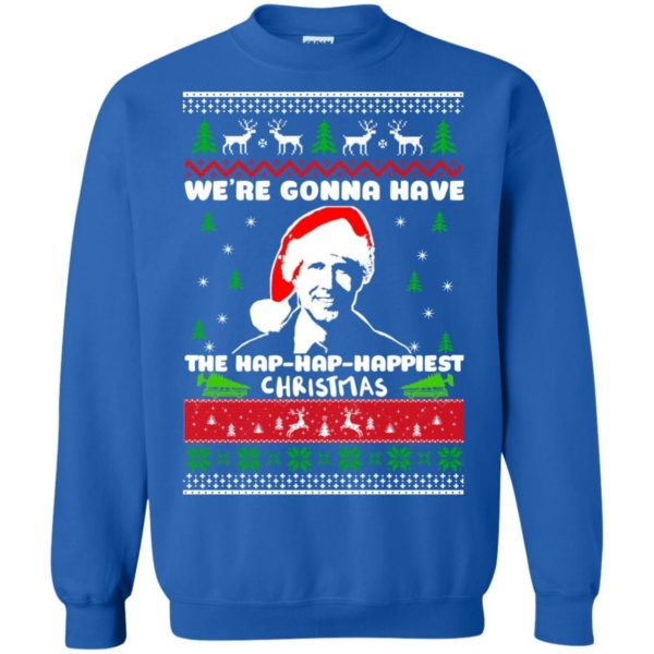 image 1751 600x600 - Christmas Vacation: We're gonna have the Hap-Hap-Happiest Christmas sweater, hoodie