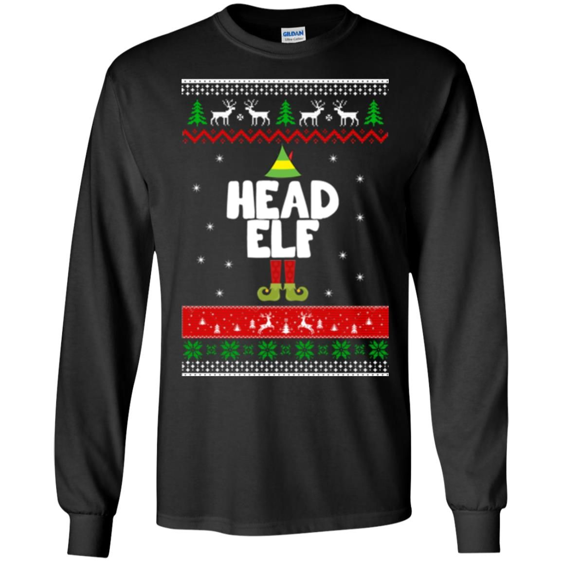 image 1767 - Christmas Vacation: Buddy The Elf sweater, hoodie