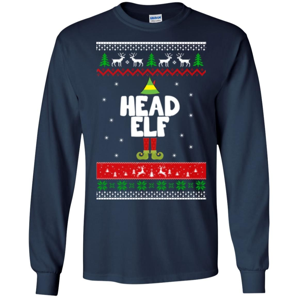 image 1768 - Christmas Vacation: Buddy The Elf sweater, hoodie