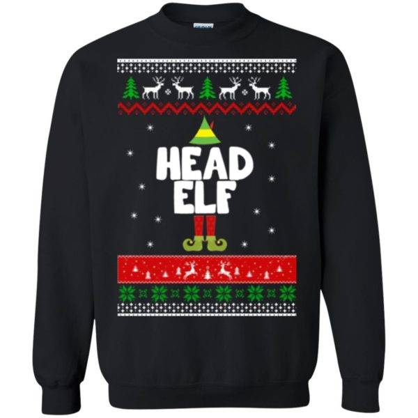 image 1771 600x600 - Christmas Vacation: Buddy The Elf sweater, hoodie