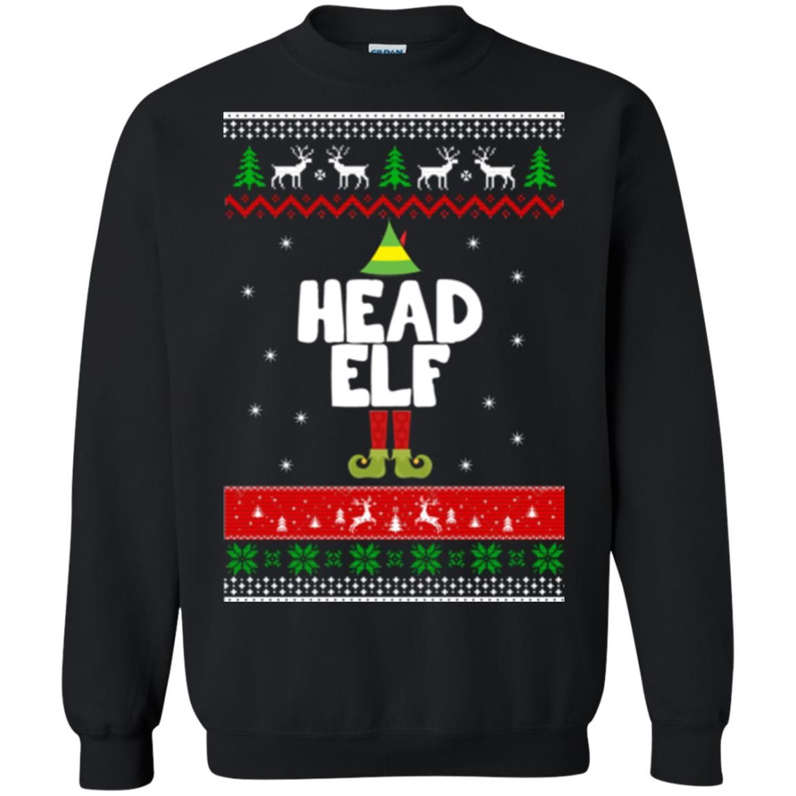 image 1771 - Christmas Vacation: Buddy The Elf sweater, hoodie