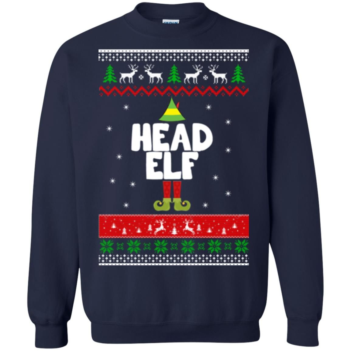 image 1772 - Christmas Vacation: Buddy The Elf sweater, hoodie