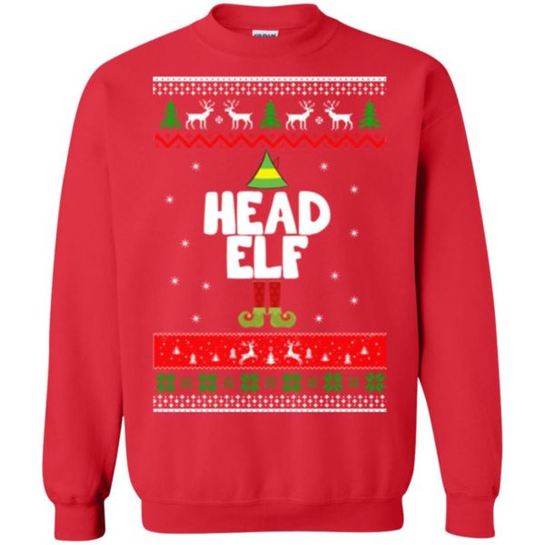 image 1773 600x600 - Christmas Vacation: Buddy The Elf sweater, hoodie
