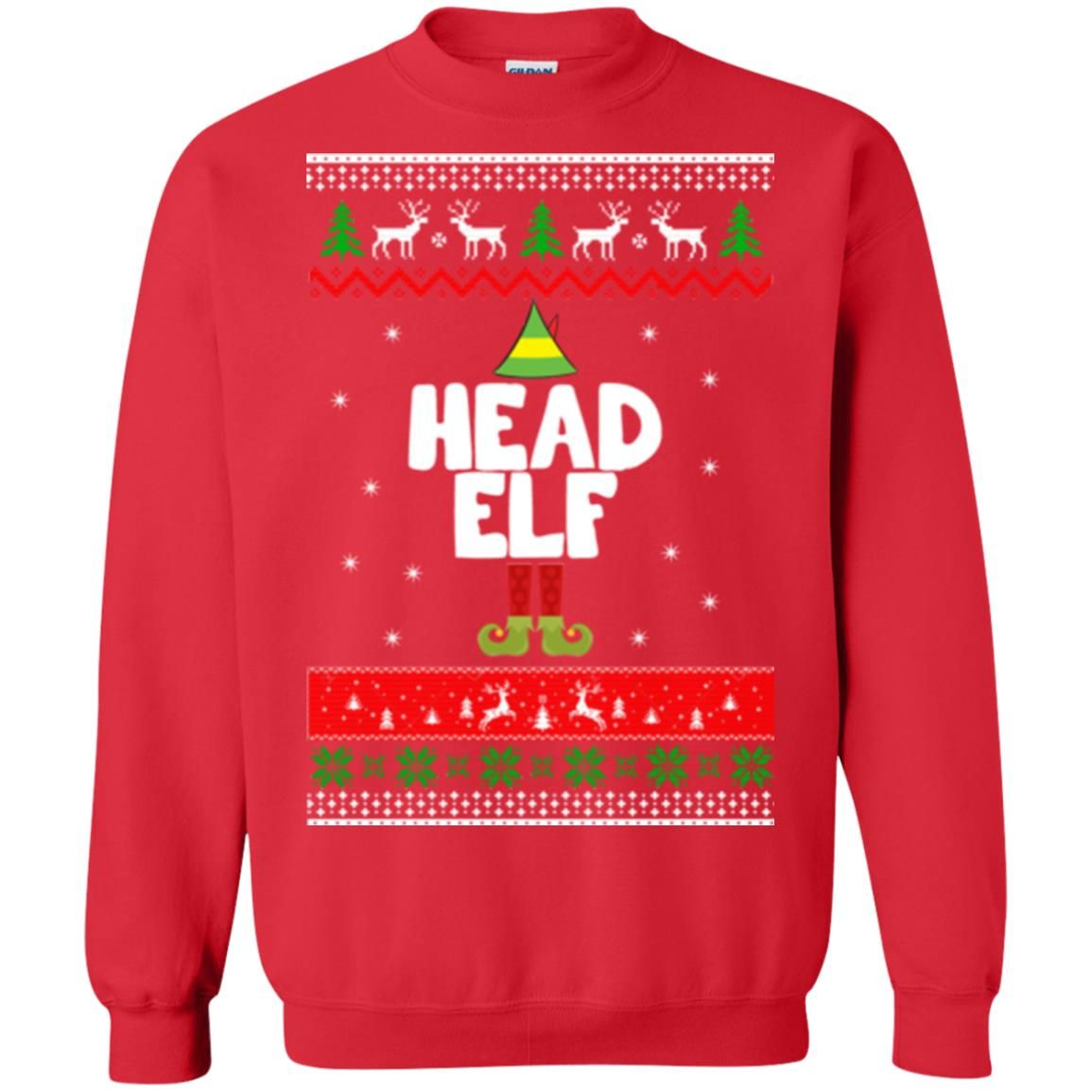 image 1773 - Christmas Vacation: Buddy The Elf sweater, hoodie