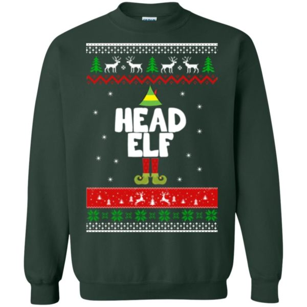 image 1774 600x600 - Christmas Vacation: Buddy The Elf sweater, hoodie