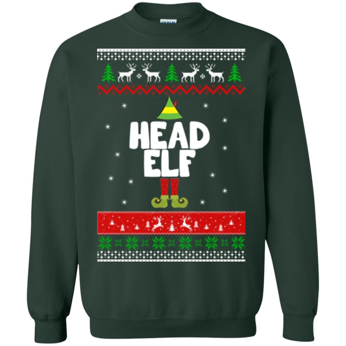 image 1774 - Christmas Vacation: Buddy The Elf sweater, hoodie