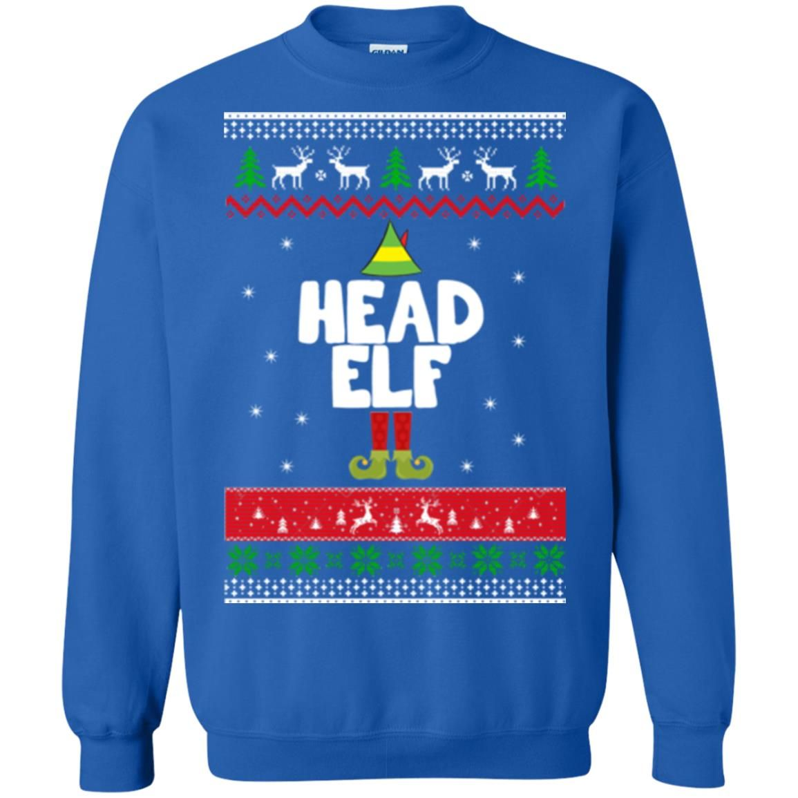 image 1775 - Christmas Vacation: Buddy The Elf sweater, hoodie